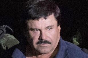 Joaquin Archivaldo 'El Chapo' Guzmán Loera